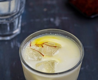 Badam Ka Sharbat\ Refreshing Sherbet made with Almonds