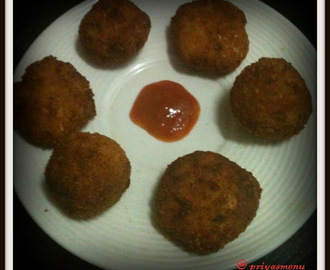 Chicken Balls/Cutlet