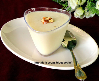 Elaneer Souffle Recipe / Tender Coconut Souffle Recipe