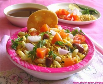 Chinese Bhel Hebbar S Kitchen