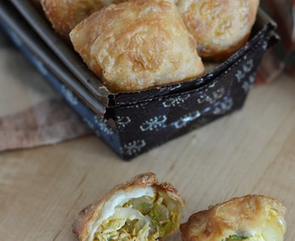 "Fried Chicken Puffs- Guest Post for ""Yummy Food"""
