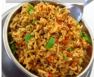 Tawa Pulao Recipe: Mumbai Street Food
