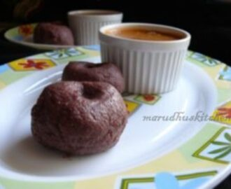 How to make Ragi mudde/Ragi kali/Ragi sankatti