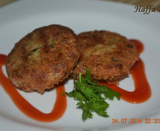 Corn Patties Hebbar S Kitchen