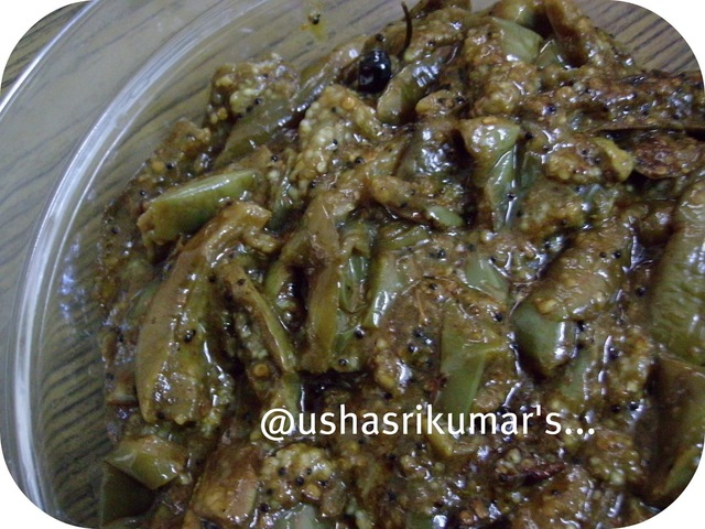 SIMPLE BRINJAL CURRY
