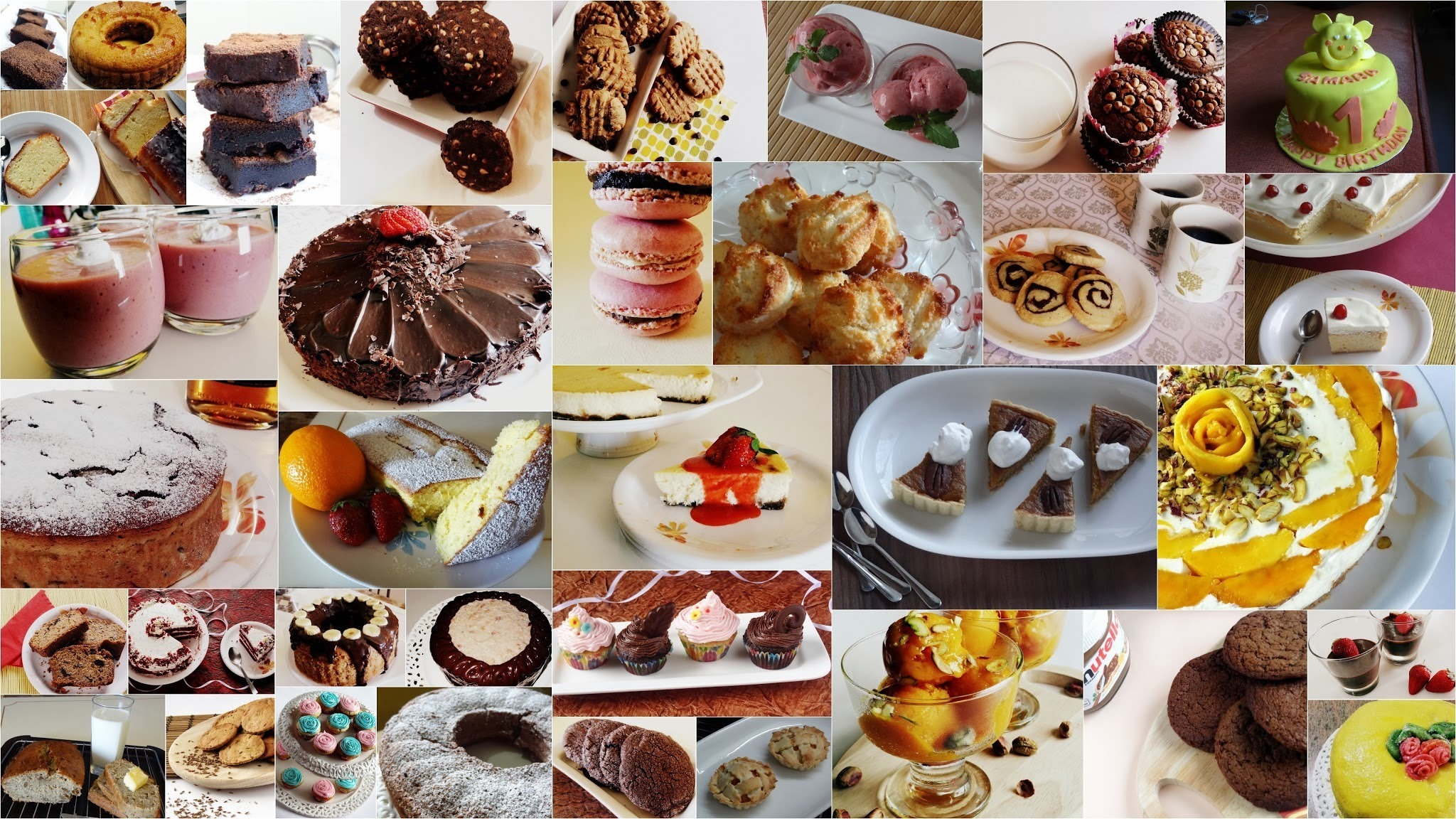 Best of Soniaz Delights 2013 - Top 10 Most Popular Recipes in 2013