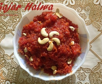 Aap ki Rasoi Se / From your Kitchen : Gajar Halwa / Carrot Halwa : Recipe by Shruti Kulkarni