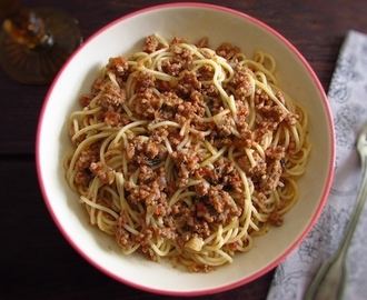 Spaghetti Bolognese | Food From Portugal