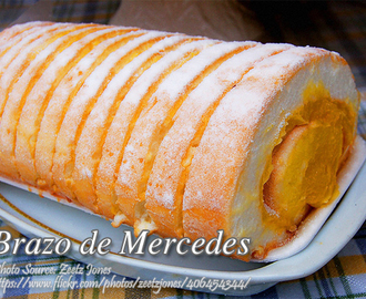 Brazo de Mercedes (Egg Meringue Roll)