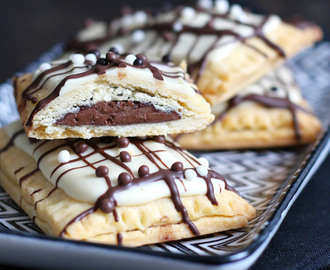 Krankheitsvertretung: Nutella Pop Tarts von Marc, alias Bake to the Roots