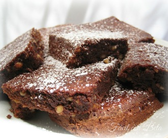 Brownies de Almendras