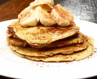 Healthy 1 Syn Pancakes | Slimming World