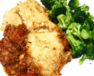 Very Low Syn Cottage Pie | Slimming World
