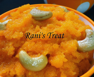 Rava Kesari  | Semolina Pudding | Cream of Wheat Indian Dessert