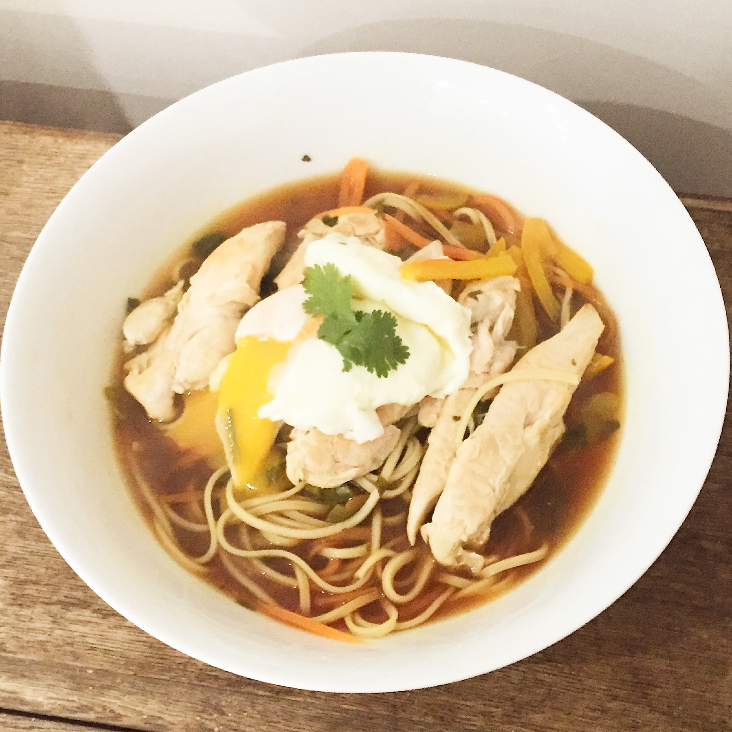 Syn Free Chicken Ramen | Slimming World