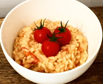 Syn Free Tomato & Chilli Risotto | Slimming World