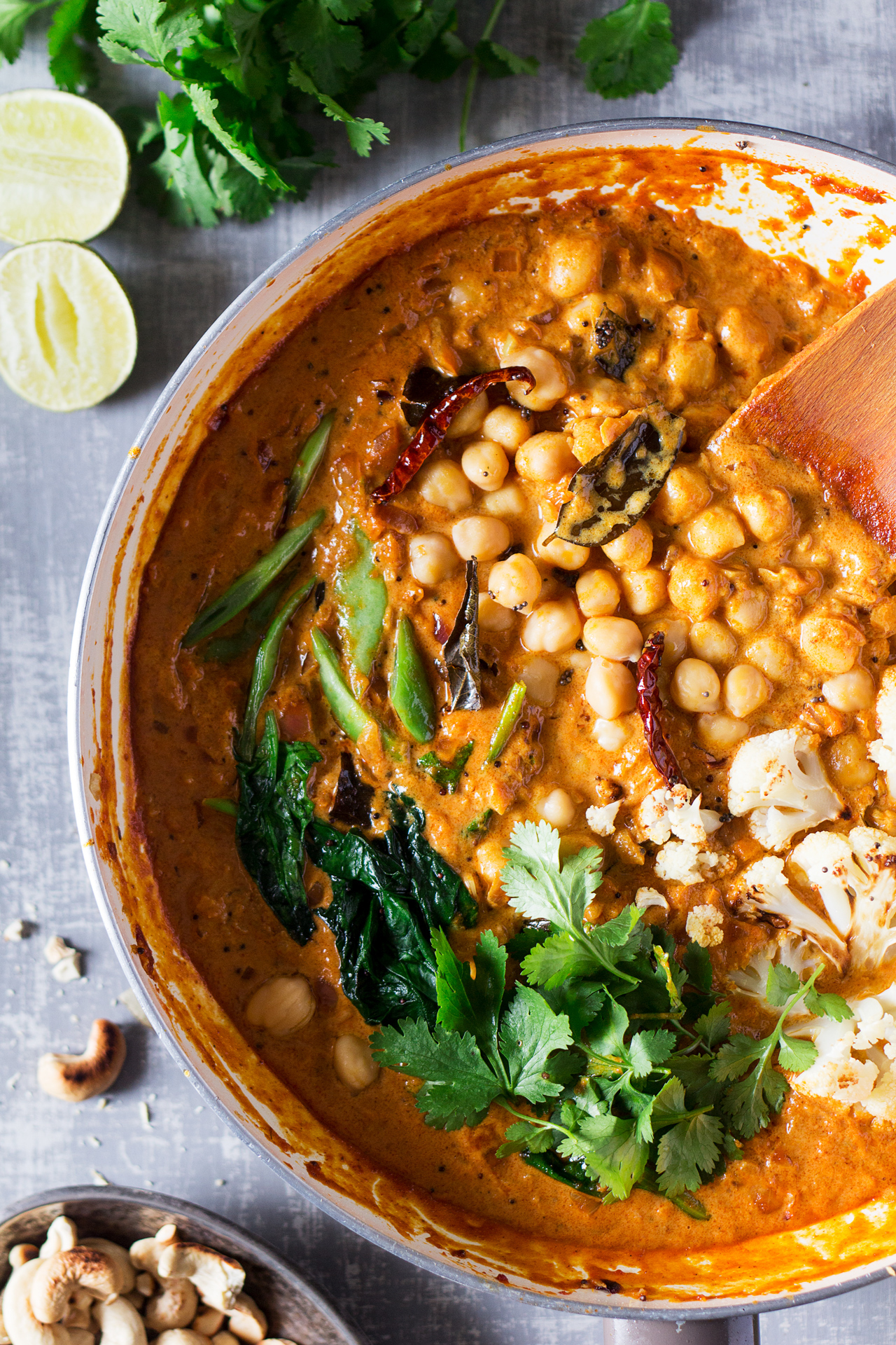 Vegan Malabar curry