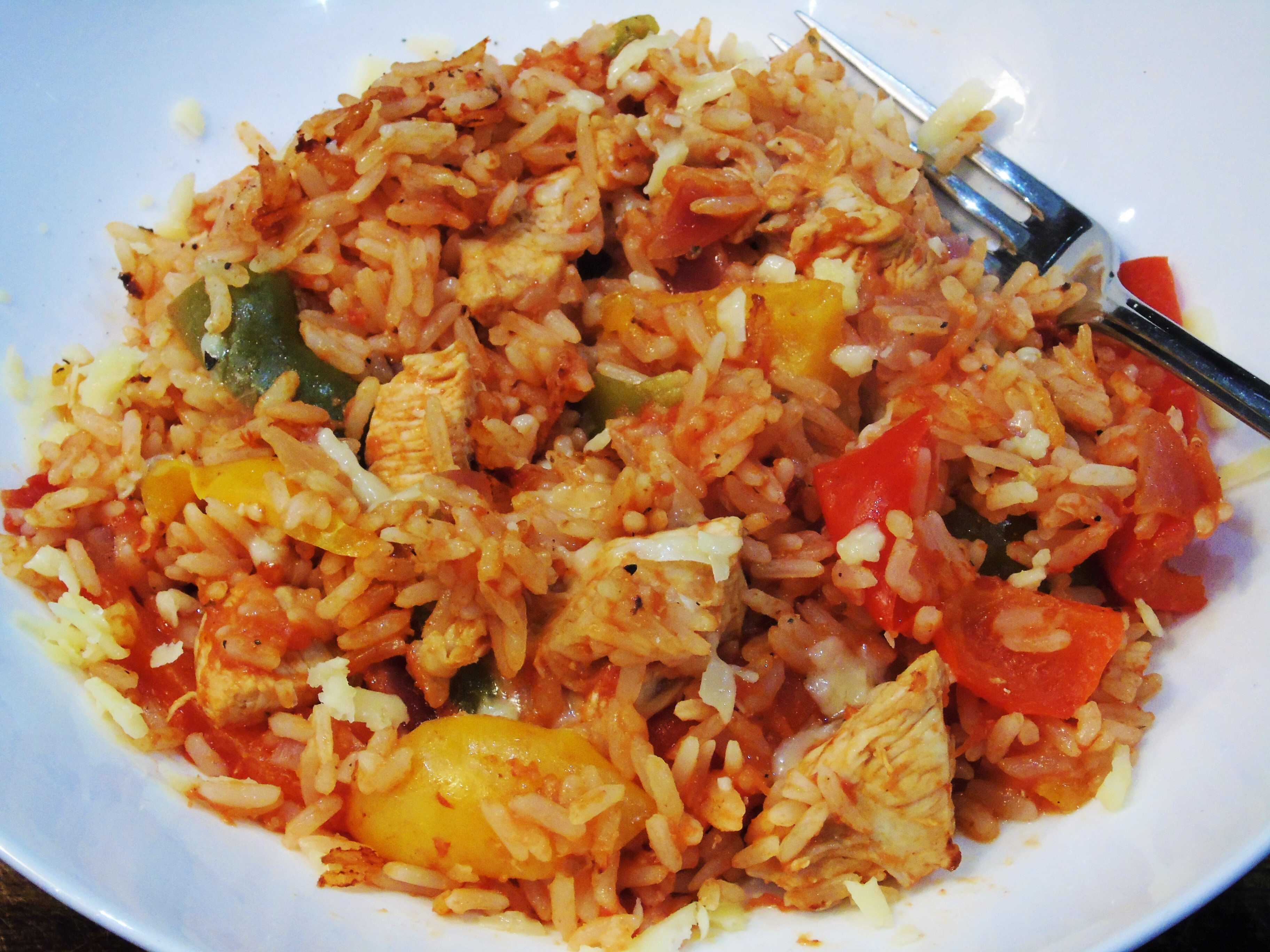Syn Free One Pot Cajun Chicken & Rice | Slimming World