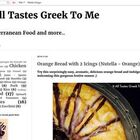 It All Tastes Greek To Me