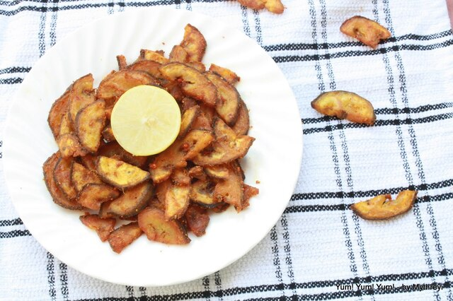 Plantain Wedges