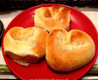 30-Minute Bread Rolls perfect to go with your soup  | Kukskitchen