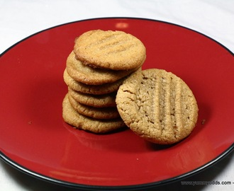 Peanut Butter Cookies  {Video Recipe}