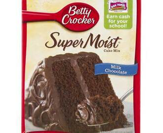 Betty Crocker only $0.75 at Walgreen's!