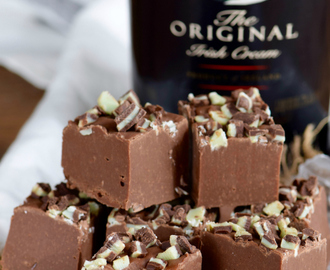 Bailey's Fudge