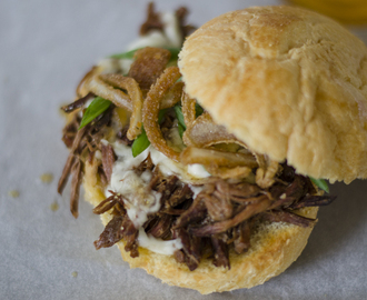 Southern style French Dip