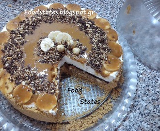 Banoffee- cheese cake
