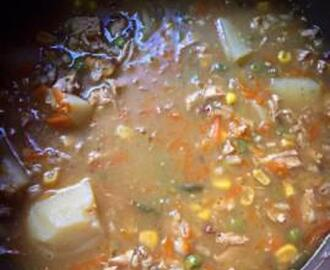 KRISTIE'S CHICKEN SOUP
