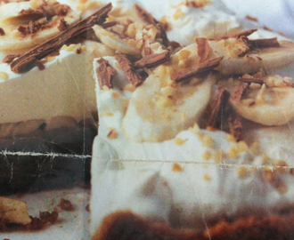 Recipe of the Week - Banoffee Pie