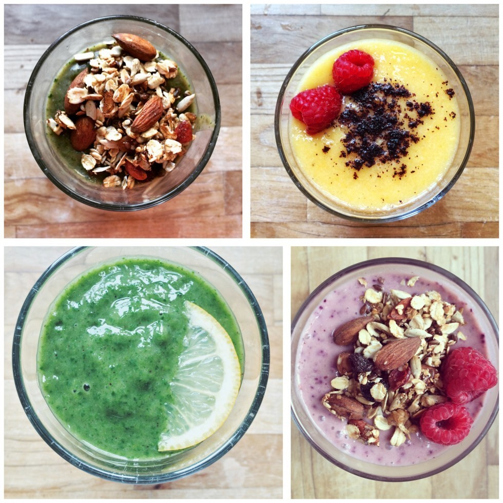 Breakfast smoothie – inspiration