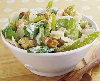 Caesar's salad light