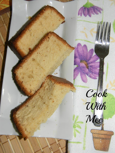 Pound Cake with Yogurt