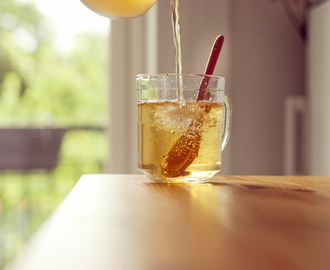 Forfriskende kaldbrygget iste / Refreshing Cold Brew Ice Tea