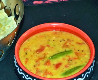 Dal fry(No onion no garlic recipe)