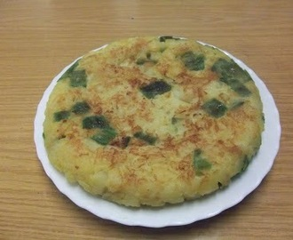 Tortilla vegana (base)