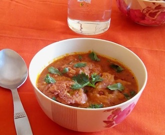Lauki Kofta Curry