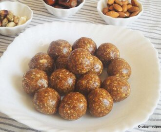 Dry fruits Ladoo Recipe | No Jaggery, No Sugar