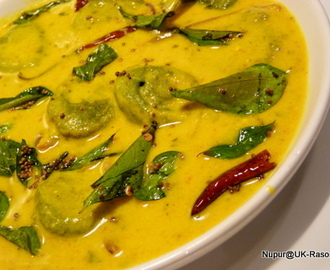 Punjabi Kadhi Pakora.. The Comfort Food