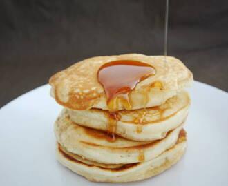 amerikanska pannkakor recept filmjölk