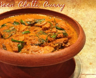 Meen Chatti Curry | Claypot Fish Curry