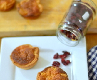 Eggless Butter Tarts : Pure Delight