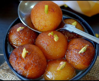 Gulab Jamun recipe ~ How to make Gulab Jamun from scratch