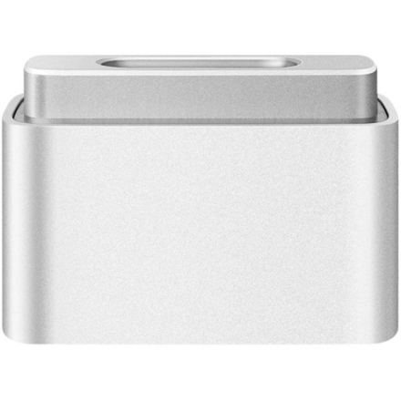 Apple magsafe-till-magsafe 2-adapter, silver