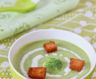 Broccoli Soup/ Cream of Broccoli Soup