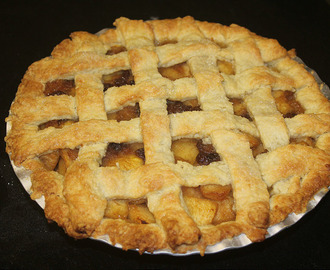 Apple Lattice Pie Recipe