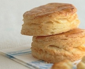 Scones dulces faciles con royal