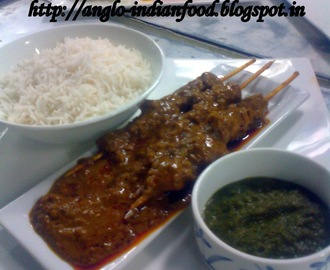LAMB /MUTTON HUSSAINY CURRY ALSO KNOWN AS THE STICK CURRY